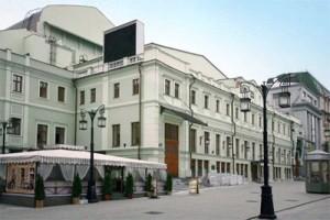 Рейтинг театров Москвы