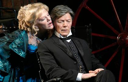 Спектакли в театрах Москвы